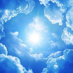 Himmel Wolke Sonne Natur