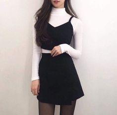 Kstyle moda korean fashion k fashion girl girls kore korean girl kfashion k style korean style sexy style sexy fashion sexy güzellik beauty beautifull Korean Street Fashion, Korean Girl Fashion, Korean Fashion Trends, Ulzzang Fashion, Teen Fashion Outfits, Cute Fashion, Daily Fashion, Fashion Ideas, Fashion Fashion