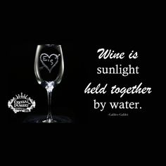We at Crystal Imagery, agree wholeheartedly! Cheers! <3  #wine #wineporn #crystalimagery #winesnob #weddings #love