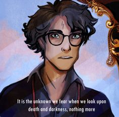 Harry Potter - Year 6 - timelapse of Harry, I also added some quotes from each part, so it makes a bit more sense by nastjastark