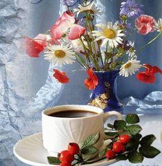 Buenos días y un buen café para tod@s