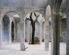 A beleza hipnótica da casa do escultor espanhol Xavier Corberó em Barcelona —…