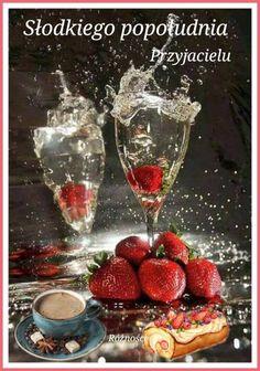 Good Morning Funny, Morning Humor, Alcoholic Drinks, Polish Sayings, Liquor Drinks, Alcoholic Beverages, Liquor