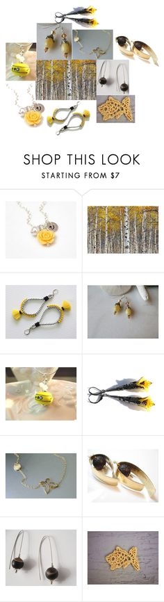 """Golden Days of Autumn"" by inspiredbyten on Polyvore"
