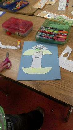 First Grade and Fabulous: A is for apple, B is for Bingo