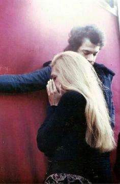 Dalida avec Alain Sable 1970-1977