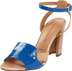 Sigerson Morrison - Women's Bunch Ankle-Strap Sandal