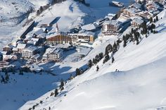 Hotel Edelweiss & Gurgl, Winterholidays in Austria Hotel Edelweiss, Superior Hotel, Travel Log, Travel Europe, Best Ski Resorts, Europe Continent, Vintage Ski, Snow Skiing, Continents
