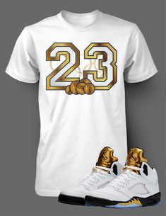 b4343589d5fc Graphic T Shirt To Match Air Jordan 5 Olympics Shoe Olympic Shoes