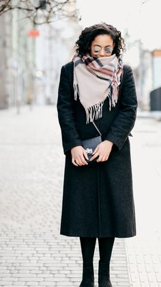 Long winter coat ideas for women Long Winter Coats, Stylish Outfits, Jackets, Black, Ideas, Women, Style, Fashion, Dapper Clothing