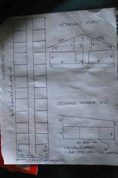 Design Discover Piggery House Floor Plan Photo Home Design Cattle Farming, Goat Farming, Philippines House Design, Farm Shed, Farm Layout, Farm Plans, Pig Pen, Model House Plan, Pen Design