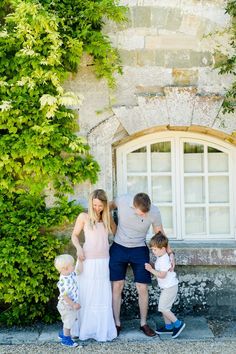 Wilton House family portrait shoot by Lydia Stamps Photography