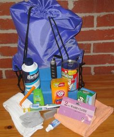 The complete Care Package Manual is available for immediate access on our site for individuals, groups and organizations who wish to help Homeless People through care package giving.