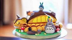 20 gorgeous Studio Ghibli cakes that are true works of art