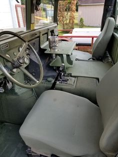 Radio tray added with cup holders. Hummer Truck, Hummer H1, Cup Holders, Jeeps, Offroad, Planes, 4x4, Boats, Tray