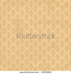 old seamless damask wallpaper