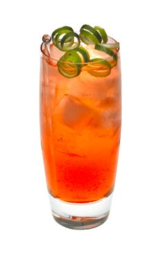Smirnoff - Canberry Sea Breeze  WHAT'S INSIDE:  1.5 oz Smirnoff Cranberry  2 oz. grapefruit juice  2 oz. cranberry juice  1 lemon twist(s)    HOW TO MIX IT:  Fill glass with ice. Add Smirnoff Cranberry Flavored Vodka, grapefruit juice and cranberry juice. Stir well. Garnish with lemon twist.