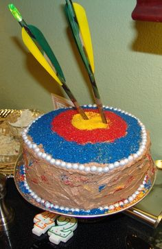 Cub Scout Cake Bake Activities and Cake Ideas » Dealin and Dishin. Some day it will be nice to have cub scout ideas for the boys when they are in it.