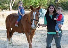 The Kuenstler Family! #horses #horsecrazy #barnlife #equestrians