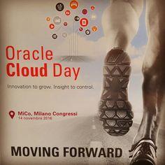 #Oracle #Cloud Milano 14 Novembre