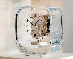 Jaeger-LeCoultre Atmos Clock 568 By Marc Newson Replica