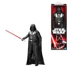FIGURA HASBRO STAR WARS DARTH VADER 30 CM Star Wars Figura de licencia Star Wars de 30 cmFabricante: HASBRO