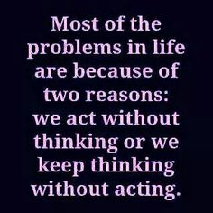 Most of people's problems. ..