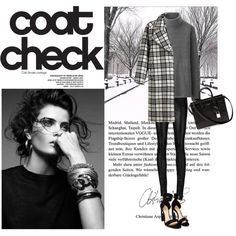 When temperatures drop I love to layer different kind of light monochrome colours, somehow it makes the experience of Winter time more soft and less harsh and c. Madrid, Monochrome Color, Vogue, Trends, Boutique, Winter Time, Boards, Polyvore, Planks