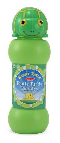 and You got to have the Tootle Turtle Bubbles!!