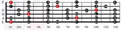 F Chord on Guitar: History, Relevance, Chord Shapes, Major Scale, & Songs in the Key of F - Uberchord App Bass Guitar Lessons, Guitar Chords, Guitar Sketch, Major Scale, Guitar Photography, Key, Shapes, Songs, Learning Guitar