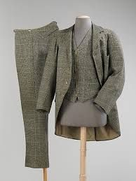 「1890s century jacket pattern」の画像検索結果