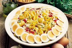 50 paste fredde che conquisteranno la vostra estate Pasta Salad, Estate, Ethnic Recipes, Food, Fagioli, Orzo, Crab Pasta Salad, Eten, Meals