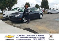 https://flic.kr/p/wyxjKA | #HappyBirthday Shaniqua  from Everyone at Central Chevrolet Cadillac! | www.deliverymaxx.com/DealerReviews.aspx?DealerCode=A020