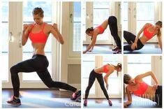 30 minut těchto cviků, které si neumíme vynachválit: Po tomto budete spalovat tuky ještě 24 hodin po cvičení!