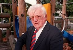 Pat Gogerty founder of Childhaven dies at 86