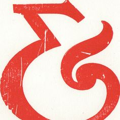 24 Line Poynder Ampersand Print design shack: Ode to Ampersand: 30+ Inspiring Images of Our Favorite Character by Joshua Johnson