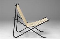 "Poul Kjaerholm ""Holscher"" chairs, 1952"