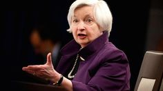 economy is healthy enough for the Fed to raise rates and begin winding down its massive bond portfolio, though low inflation and a low neutral rate may leave the central bank with diminished leeway, Fed Chair Janet Yellen said on Wednesday. Financial Stocks, Janet Yellen, Stress Tests, Monetary Policy, Central Bank, Government Jobs, Joe Biden, Wall Street, Donald Trump