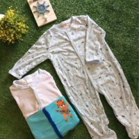 Jual sleepsuit Carter 3in1 - jual baju bayi lucu - Lintangmomsneed.babyshop | Tokopedia