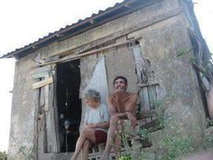 A single family home in Cuba after 50 years of communism.