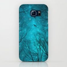 Stars Can't Shine Without Darkness iPhone & iPod Case by Soaring Anchor Designs Galaxy Phone Cases, Galaxy S5 Case, Galaxy S7, Iphone Cases, Samsung Galaxy, Iphone 6, Winter Sky, Dark Winter, Cool Cases