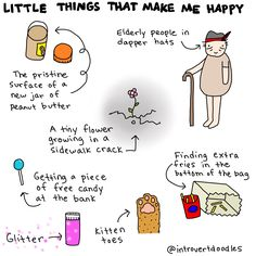 what makes introverts happy