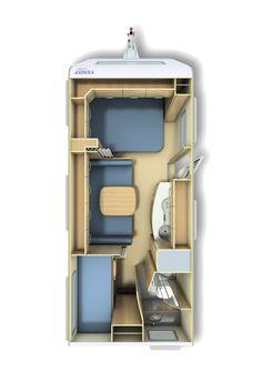 Fendt-Caravan | Wohnwagen von Fendt | Saphir 560 SKM