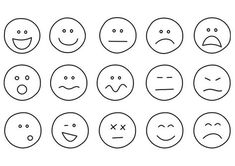 Free Image on Pixabay - Emoticons, Smiley, Smilies, Simple