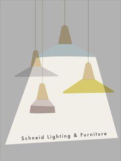Schneid lighting & furniture ad