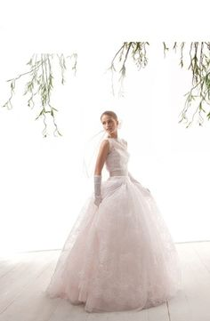 High Neck Princess/Ball Gown Wedding Dress . Bridal Gown Style Number:33089715
