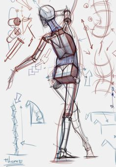 figuredrawing.info_news: Skeleton/Construction demos ★ Find more at…