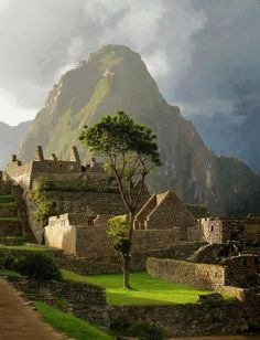 Machu Picchu, Peru is on my list of travel destinations Places Around The World, Oh The Places You'll Go, Places To Travel, Places To Visit, Around The Worlds, Machu Picchu, Huayna Picchu, Destination Voyage, Vacation Spots