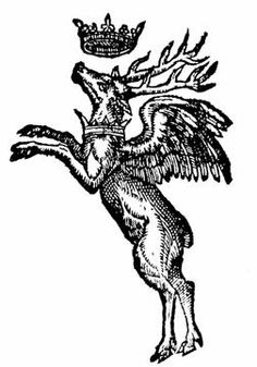 """""""The mythological Warrior-Bard Oisin was the son of a deer, and could himself take the form of a stag…."""""""