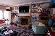 Sara Evans House Tour - Celebrity Homes - Good Housekeeping